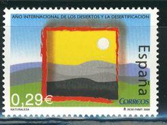 Espagne España 2006 Neuf - Edifil N° 4222 - Y&T N° 3811 - ** Año Internacional De Los Desiertos Y La Desertificacion - 2001-10 Ungebraucht