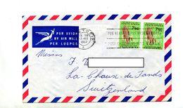 Lettre Flamme Pretoria Sur Mais - Afrique Du Sud (1961-...)
