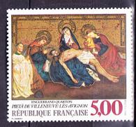 N°2558 Série Artistique Piéta De Villeneuve Lès Avignon Par Enguerrand Quarton: UnTimbre Neuf Impeccable - Frankrijk