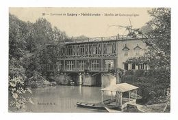 CPA 77 Environs De LAGNY MONTEVRAIN Moulin De QUICANGROGNE - Lagny Sur Marne