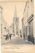 Souvenir De Fontaine-l'Evêque NA46: L'église St-Christophe - Fontaine-l'Evêque