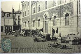 L'ANCIENNE PRISON ET LE MARCHÉ Á LA FERRAILLE - REIMS - Reims