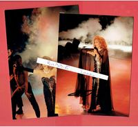 DALIDA LOT 4 PHOTOGRAPHIES DONT 1 DEDICACEE DE DALIDA 13 02 1985 A L EMISSION DE TELE CADENCE 3 PRESENTEE PAR GUY LUX - Autografi