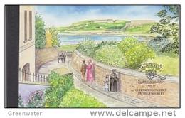 Alderney 2000 Garrison Island Part IV Prestige Booklet ** Mnh (37229A) - Alderney