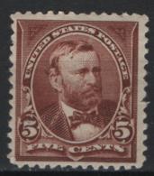Stati Uniti 1894 Unif.120 */MH VF/F - Unused Stamps