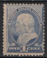 Stati Uniti 1887 Unif.82 */MH VF/F - Unused Stamps