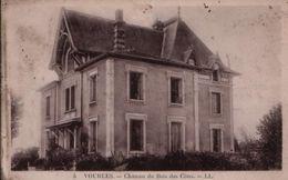 Cp VOURLES 69 - Château Du Bois Des Côtes - N° 5 LL - Frankreich