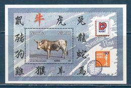 "Namibia 1997 ""HONG KONG '97"" (Yvert  BF 26) ** MNH / VF - Namibia (1990- ...)"