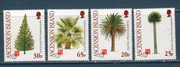 """Ascension Island  1997 """"HONG KONG '97"""" (Yvert  682/85 ) ** MNH / VF - Ascensione"""