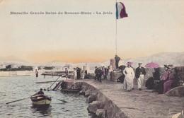 13 / MARSEILLE / GRANDS BAINS DU ROUCAS BLANC / LA JETEE / - Marseilles