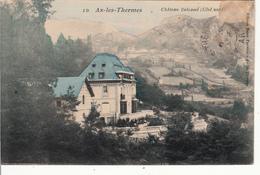 09 - AX LES THERMES - Château Delcassé - Ax Les Thermes