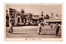 TUNISIE . SOUSSE . LA POSTE - Réf. N°6818 - - Tunisia
