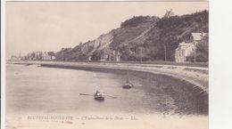 CPA -  30. BEUZEVAL HOULGATE - L'embouchure De La Dives - Houlgate