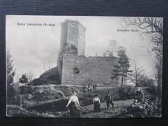 AK LOBENSTEIN Oberneukirchen B. Urfahr  Einsiedler Michl  1913 // D*29218 - Linz Urfahr