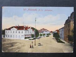 AK WIENER NEUSTADT 1910 Bahngasse // D*29219 - Wiener Neustadt