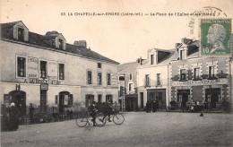 44 - LOIRE ATLANTIQUE / 441053 - La Chapelle Sur Erdre - La Place De L'église - Otros Municipios