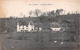 71 - Sarry - Château D'Essiat - France