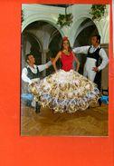Danse Espagne (non écrite) - Danse