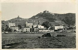 COLLIOURE PLAGE D'AVAL - Collioure