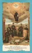 Santini: CONGRESSO EUCARISTICO - VIENNA - ANNO 1912. - E -  BR  (IN TEDESCO)  -  Mm.63 X 113 - Religione & Esoterismo