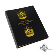 Coin Album For United Arab Emirates UAE Coins 1973-1991 (coins Not Included) - Emirats Arabes Unis