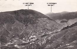 CPSM  Dentelée NB En PF De  LA  BRESSE  (88)  -  Vallée  De Vologne   //  TBE - Frankrijk