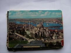 Turkije Turkey Istanbul Nice Panorama - Turkije