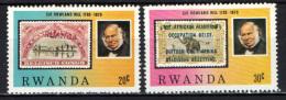 RUANDA - 1979 - SIR ROWLAND HILL - NUOVI MNH - Rwanda