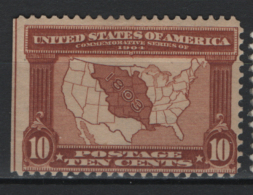 Stati Uniti 1904 Unif.191 */MVLH VF/F - Unused Stamps