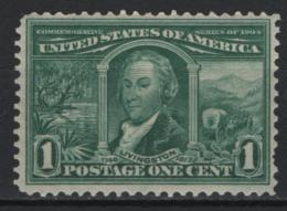 Stati Uniti 1904 Unif.187 */MLH VF/F - Unused Stamps
