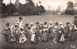 71 - Sennecé-les-Macon - Les Petits Vremontois - Lauréats Du Concours Régional De Bourg 1950 - Folklore Maconnais - France