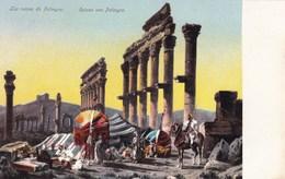 CPA Syria, Les Ruines De Palmyra (pk40944) - Syrie