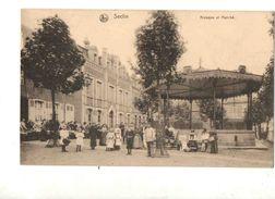 59-2591 SECLIN Kiosque Et Marché - Seclin