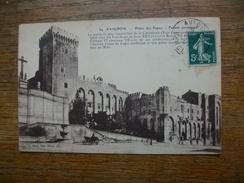 Avignon , Palais Des Papes , Façade Principale - Avignon (Palais & Pont)