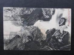 AK STERZING Wasserfall Feldpost Feldpostamt 564  1918 // D*29274 - Italien