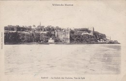 CPA Villes U Maroc, Rabat, La Cabali Das Oudaiais, Vue De Salé (pk40948) - Rabat