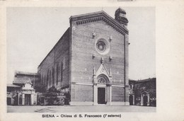 CPA Italie, Siena, Chiesa Di S Francesco (pk40950) - Non Classés