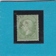 N° 35  NAPOLEON III   PAPIER TEINTE  CAD  PARIS  R. SERPENTE  6 MARS 1872   REF 9916  Cote MAURY 350€ - 1862 Napoleon III