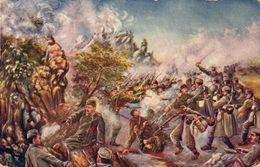 Guerre, Balkan, Bataille Sanglante De Prilep    (bon Etat) - Guerres - Autres