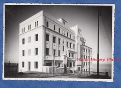 Photo Ancienne - ALGERIE / ALGER ? à Situer - Bel Immeuble En Construction - Architecture Building Maghreb - Afrique