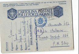 15776 FRANCHIGIA  REGIA ACCADEMIA AERONAUTICA CASERTA X AEROPORTO 146 P.M. 3100 - 1900-44 Victor Emmanuel III