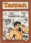 Tarzan N° 4 En Espagnol - Joaquim Esteve (1982) Paginas Dominicales Del Septiembre 1.939 Al Abril 1.940 - Hogarth - BE - Books, Magazines, Comics