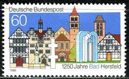 BRD - Michel 1271 - ** Postfrisch (D) - 60Pf   Bad Hersfeld - [7] République Fédérale