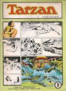 Tarzan N° 5 En Espagnol - Joaquim Esteve (1982) Paginas Dominicales Del Mayo 1.940 Al Abril 1.941 - Hogarth - BE - Books, Magazines, Comics