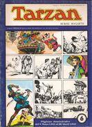 Tarzan N° 6 En Espagnol - Joaquim Esteve (1982) Paginas Dominicales Del Mayo 1.941 Al Abril 1.942 - Hogarth - BE - Livres, BD, Revues