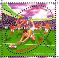 2015 Monaco - Rugby World Cup 2015 In England -1v Paper  - MNH** - Rugby