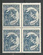 Toro 20 C Azul Claro Fil Sol Red ** - Unused Stamps