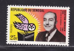 SENEGAL N°  232 ** MNH Neuf Sans Charnière, TB (D3469) Gaston Berger - Senegal (1960-...)