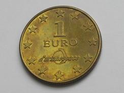 1 Euro D'arianespace - Salon Du Bourget - Paris Air Show - 15/22 Juin 1997  ***** EN ACHAT IMMEDIAT **** - Euros Of The Cities