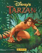Tarzan Disney - Album VIDE Panini - Texte En Anglais - Pour Chromos Stickers - 1999 - Neuf - Autres